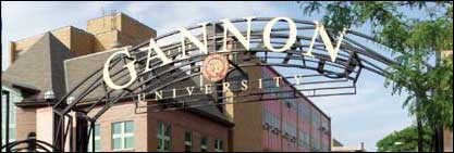 Gannon University in Erie, Pennsylvania