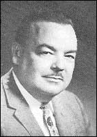 Lacy W. Goostree, P.E., W5LMG, as pictured in the directory for GE's Second National Sales Convention, May 15, 1961: A Portrait of the Computer Department.