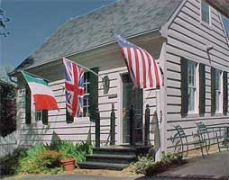 Ron Frisbie Marconi Museum