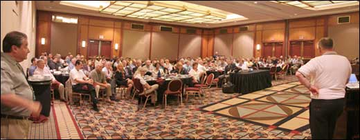 RCA breakfast meeting at APCO 2007.