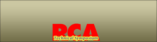 RCA Technical Symposium
